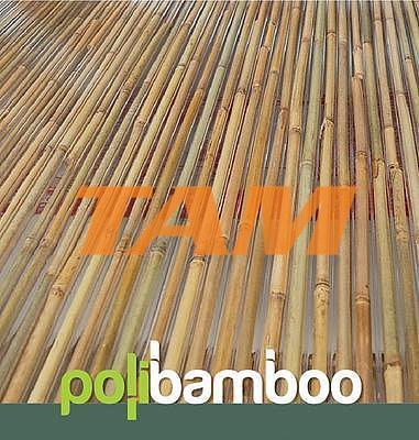 Komôrkový polykarbonát výplň bambus - 1