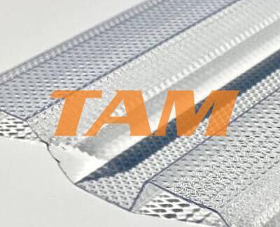 Trapézový polykarbonát MIKROPRIZMA 1265x4000mm číra