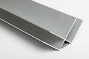 Rohový AL profil 6m 10mm - 2/3