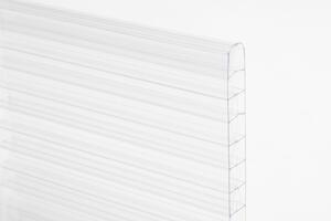Komôrkový polykarbonát hr.16mm 2100x6000mm číra